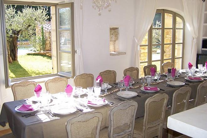 Cuisine Et Salle A Manger Kitchen Le Mas De Foussargues
